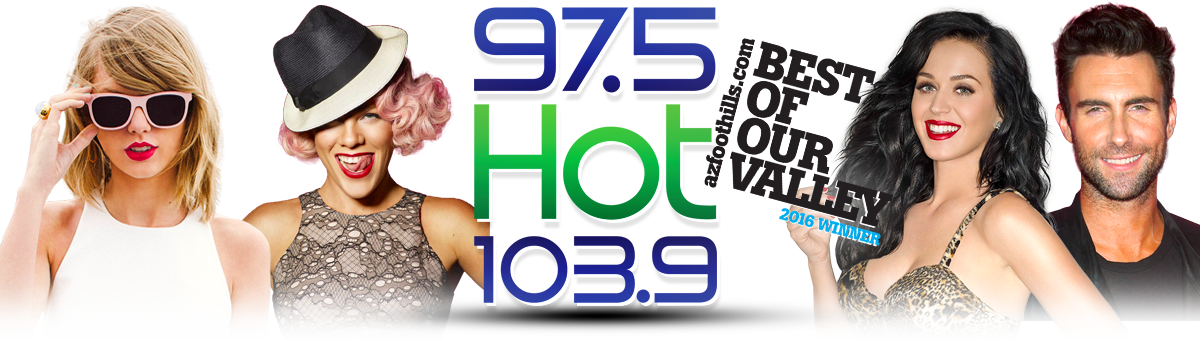 #HOT975PHOENIX Move To The Music!